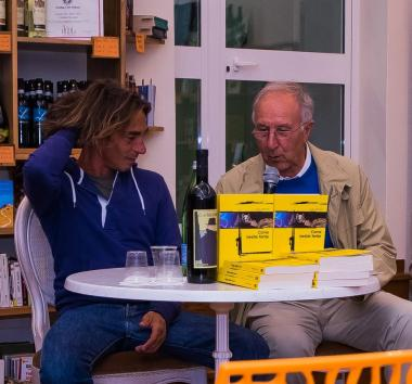 Festival Giallo Garda Evento N.13 - Luca Bonzano - Libreria Bacco
