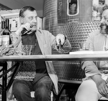 """Festival Giallo Garda - Lo scrittore Massimo Carlotto presenta """"PER TUTTO L'ORO DEL MONDO"""" presso Libreria Bacco- Cantina Marsadri"""