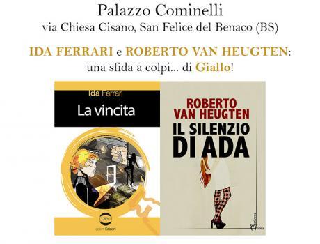 Ospiti: Ida Ferrari e Roberto Van Heugten