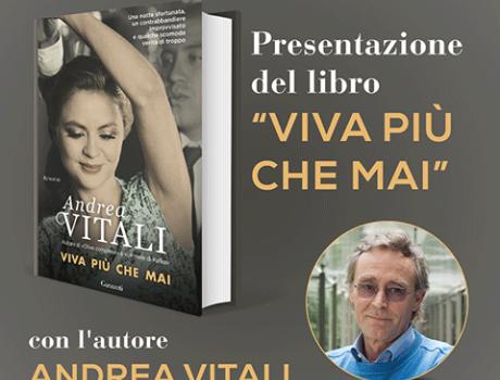 Festival Giallo Garda - Presentazione del libro Viva più che mai con l'autore Andrea Vitali