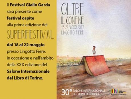 Festival Giallo Garda - Superfestival - Salone internazionale del libro di Torino