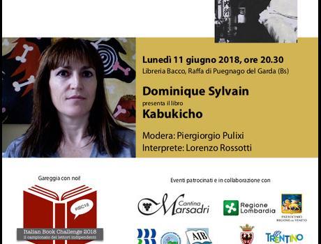 "Dominique Sylvain presenta ""Kabukicho"""